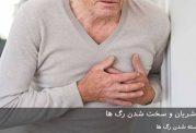 عوارض تصلب شریان و سخت شدن رگ ها