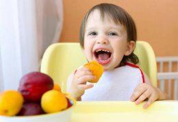 تنظیم برنامه غذایی برای اطفال