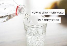 ترغیب افراد مختلف به نوشیدن آب