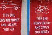 استفاده از دوچرخه به جای خودرو