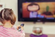 مخاطرات تماشای تلویزیون برای کودکان