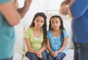 طلاق والدین و تاثیر پذیری فرزندان