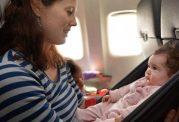 حفاظت از شیرخوار در طول سفر با هواپیما
