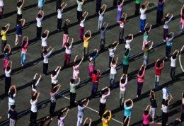 ورزش کردن بر سلامت دانش آموزان چه تاثیراتی دارد