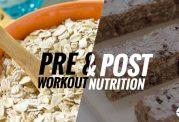 تنظیم خورد و خوراک قبل و بعد از تمرینات ورزشی