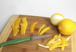 پوست میوه ها را هم مورد استفاده قرار دهید!