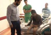 اشتباه عجیب یک پزشک در پیوند ران پا