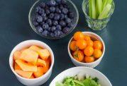 چه غذاهایی رابا هم ترکیب کنیم تا خاصیت بیشتری داشته باشند؟