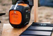 امکان شارژ تلفن همراه به وسیله انرژی خورشیدی