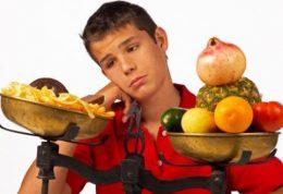 افسردگی و رابطه آن با تغذیه