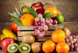 کدام میوه ها را نباید با پوست مصرف کرد
