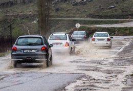 12 استان کشور در خطر سیلابی شدن قرار گرفتند