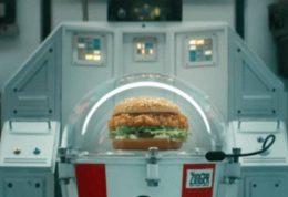 ساندویچ برای مصرف در فضا تولید شد