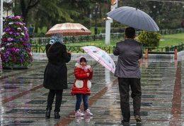 شروع بارش ها در کشور