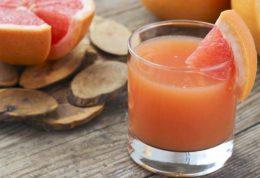 چربی سوزی بیشتر با آب گریپ فروت