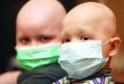 نرخ ابتلا به سرطانهای دوران کودکی در جهان