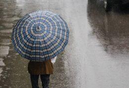 بارش های گسترده در غرب کشور