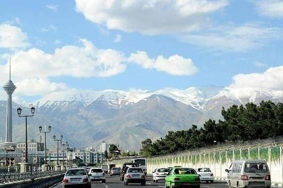 برقراری شرایط کیفی هوای سالم در تهران