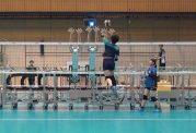 ربات ها حریف تمرینی والیبالیست ها می شوند