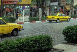 استمرار رگبارهای بهاری در تهران