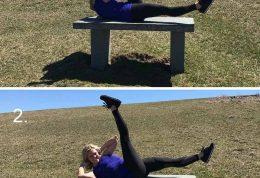 تمرینات ورزشی مخصوص سوزاندن چربی کمر