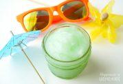 با کرم ضد آفتاب همراه شوید