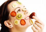 استفاده از ماسک میوهای برای محافظت از پوست