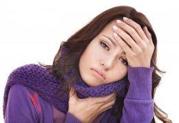 علائم گلو درد و راه های درمان آن