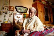 مسنترین فرد جهان در 117 سالگی فوت کرد