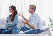 رفتار با همسر در میان جمع