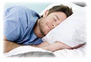 بهترین پوزیشن خواب شبانه برای بیماران