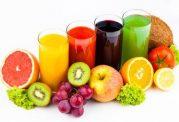 مزایای مصرف آبمیوه برای بدن