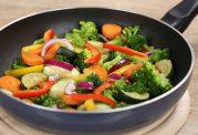 مزایای مصرف انواع سبزیجات به صورت پخته