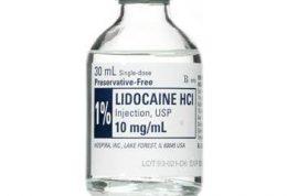 لیدوکائین چیست و در چه مواردی استفاده می شود