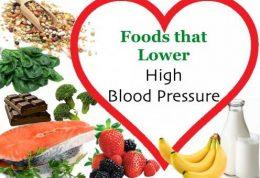 ارتباط سبک تغذیه ای با نوسانات فشار خون