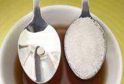 چربی سازی با شیرین کننده های کم کالری