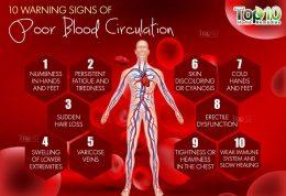 تقویت گردش خون در بدن با روغن ماهی