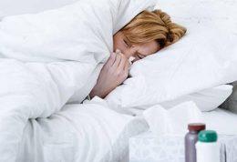 درمان علائم شبیه به سرماخوردگی