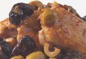 دستور طبخ مرغ همراه با طعم آلو