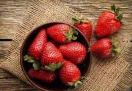 توت فرنگی، ماده ای طبیعی برای جلوگیری از سرطان سینه