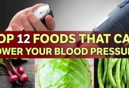 کنترل فشار خون بالا با مواد غذایی مناسب
