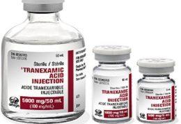 ترانکسامیک اسید/ جلوگیری از مرگ هزاران نفر با این دارو