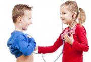 مراقب حریم خصوصی کودک خود باشید/ بدن کودک