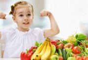 بهترین عادات غذایی را در کودکان ایجاد کنید