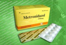 چه مواقعی از مترونیدازول استفاده می شود؟