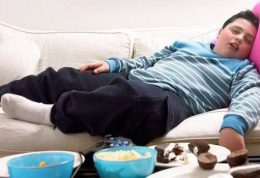کودک چاق و تمرینات ورزشی