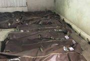 اولین تصاویر از پیکرهای جانباختگان حادثه