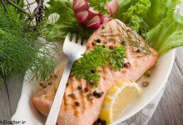 توصیه های تغذیه ای برای کاهش تری گلیسیرید