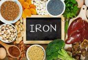 مقابله با فقر آهن با برخی مواد غذایی