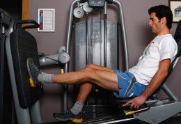 فرم دادن به ساق پا